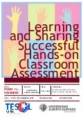 Learning and sharing successful class assess