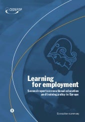 Learning for employment Second repo...