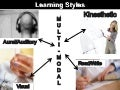 Leveraging Your Learning Style & Effective Study Strategies