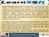 LearnSOFT Language Lab