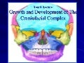 Growth and Development of Craniofacial Complex