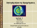 Geophysics: Overview