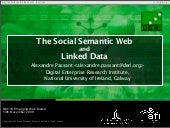 The Social Semantic Web and Linked ...