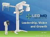 LED Medical Diagnostics, Inc. video
