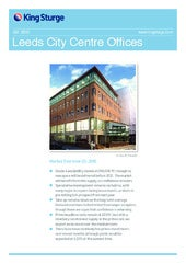 Leeds Office Q3 Bulletin