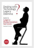Legacy Modernization Services Brochure: Financial Services Industry