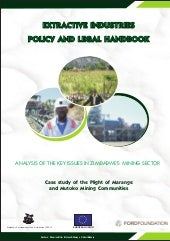 Legal and policy handbook on extrac...