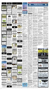 Public notices for June 15, 2012