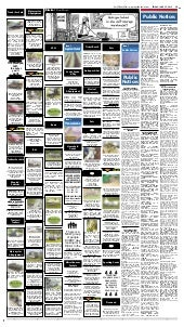 Public notices for June 22, 2012