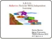 Making Young Learners Independent t...