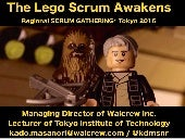 The Lego Scrum Awakens