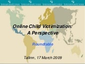 Online child victimization: A persp...