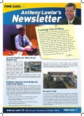 Leixlip Newsletter Oct 2011