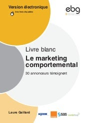 Le marketing comportemental[1]