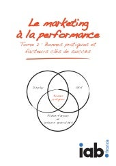 Le marketing à la performance - Tom...
