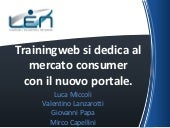 Trainingweb si dedica al mercato co...
