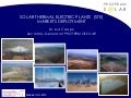 Concentrated Solar Power Training : Markets