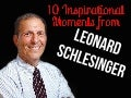 Insights from President of Babson College, Leonard schlesinger