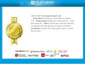 Les App Awards 2011