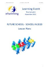 Lesson plans - Future school