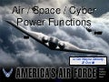 Lessons 5,18,21   Ofd, Air And Space Power Functions, Aef   Doherty 27 Oct 09