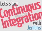 Let's start Continuous Integration with jenkins
