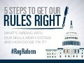5 Steps to Get Our Rules Right
