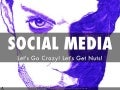 Social Media: Let's Go Crazy from Weekend Startup School