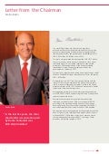 Annual Report 2011 Santander Bank Letter from the Chairman, Emilio Botín