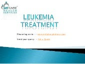 Leukemia Treatment In India – Affor...