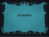 Leukemia project 2[1]