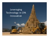 Leveraging Technology in CPA Innovation - FICPA