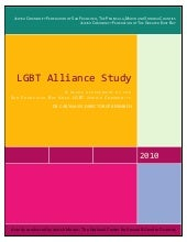 LGBT Alliance Study A Needs Assessm...