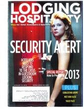 HospitalityLawyer.com | Lodging Hospitality Magazine Article | Security: How Hoteliers Need to Respond to the Guestroom Lock Crisis