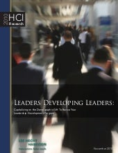 LHH and HCI Study - Leaders Develop...