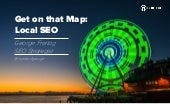 Get on that Map: Local SEO Best Practices