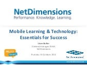 Liam Butler from NetDimensions on M...