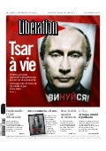 le journal liberation du 3-3-2012