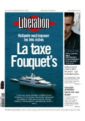 journal  liberation du 29-2-2012