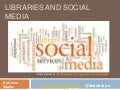 Libraries and social media