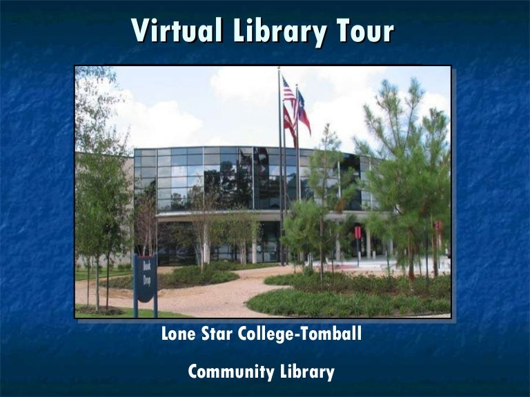 Lone Star College Library Montgomery Lone Star College Tomball