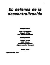 Libro en defensa de la descentraliz...