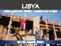LIBYA- Rebels control the Tripoli -Gaddafi vows to fight-- 23August,2011