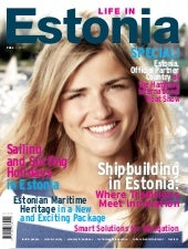 Life in Estonia (Fall 2013 issue)