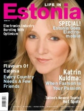 Life in Estonia (Summer 2012 issue)