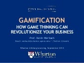 How Game Thinking Can Revolutionize...