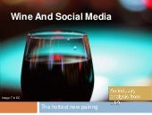 Lift9 - Wine And Social Media