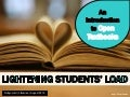 Lightening students' load: An introduction to open textbooks