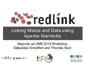 Linking Media and Data using Apache...