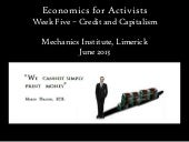 Economics for Activists Week Five L...